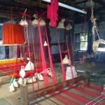 Travel with Dev B_Rights Reserved_Maheshwar_Malwa_Madhya Pradesh_Ahilyabai Holkar_Palace_Temple_Narmada Ghat_ Narmada River_ Shiva Temple_Maheshwari Saree_ Weavers_ Manufacturing (2)